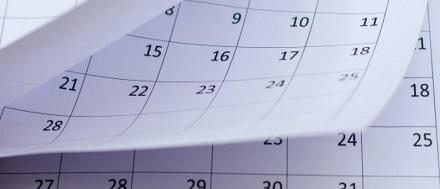 לוח שנה ארגוני לעובדי / גמלאי הבנק